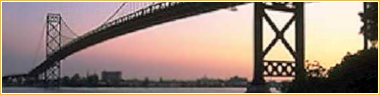 Ambassador Bridge USA - Construction Safety and WSIB Workwell Claims Management - Canada and USA